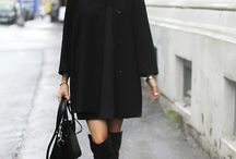 Over the knee boots / The boots that make me wear them over and ove