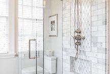 me encanta baño romantico y moderno