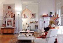 Art in homes / by LeeAnn Olivier