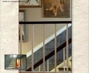 Plaid Stairway / by Lucianna Samu Color & Design