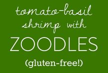 Zoodles! / by Brandy's Baking