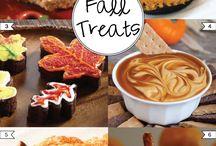 Fall treats & goodies
