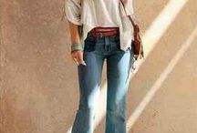 Outfits With flares