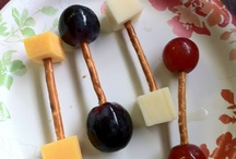 VBS Snack ideas / Snack ideas for VBS at The PROMiSE / by Jennie Zirkle