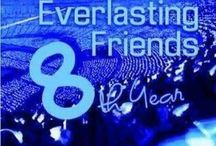 8thyearsOfEverlastingFriends / #Happy8thWithSUPERJUNIOR #Happy8thAnniversaryELF #Happy8thwithELF #HappyELFdays #HappyBlueWorldDay #SAENGIL CHUKKAE HAMNIDA ELF IN THE WORLD *party*