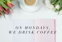 But first, Coffee / All things #coffee