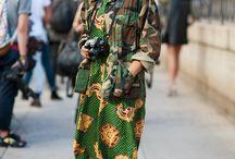 Chitenge fashion