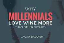 Millennials and Wine / Laura Baddish's presentation on why millennials love wine more than other age groups.