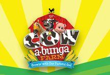 Cow-a-bunga Farm VBS 2016 / Ideas and diy inspirations for Cow-a-bunga Farm VBS