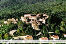 Montebenichi in Tuscany