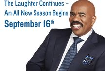 Season 2 starts Sept. 16th! / by Steve Harvey