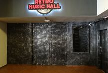 Music hall designed by Petr Jachym