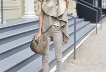 Neutral and White