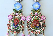 Vintage jewelry / by Kathleen Lawless