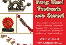 Feng Shui / Feng Shui Products and Cures