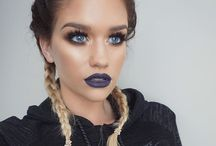 Stacking False Lashes / House of Lashes false eyelashes are the perfect addition to your makeup look! To customize your lash game even further, stack a few of your favorite HOL styles to create a dramatic, flirty or glam look!