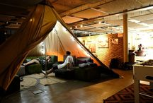 Hostels around the world