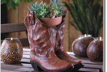 Cowboys Style Decor 1 / Home Decor themed of Cowboys and the Wild West.
