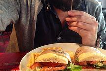 Sándwiches Americanos