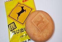 奈良県のお土産  Nara prefecture's popular products!