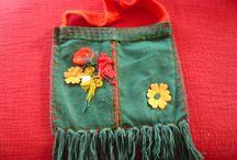 flower power bag