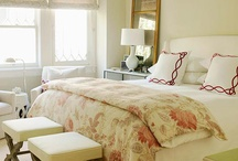 Bedrooms / Guest and Master bedroom ideas / by Cristy Mercado
