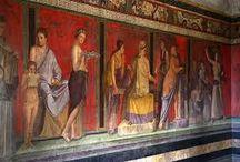Romeinen, Schilderkunst