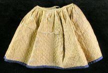 Extant 18th century clothing