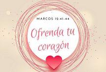 Ofrenda tu corazón