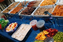 party food / by Jessica Lucken