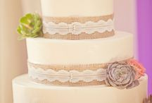 Wedding/party cakes
