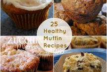 Muffin Madness / Muffin recipes  / by Melinda Hecht