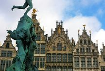 Antwerp, Belgium / Exploring all Antwerp has to offer.