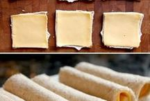 receita com queijo