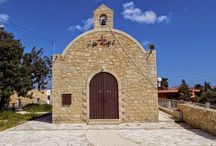 Holy Church of Saint Spyridonas, Episkopi Limassol, Cyprus