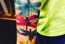Tetování barevné