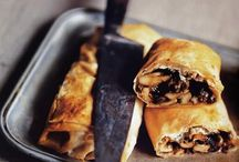 puff pastries...
