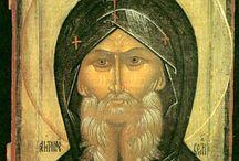 Antonio il Grande /  Icone di Sant'Antonio il Grande