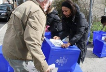 Philly Cleanups / Check out pix from community cleanups we've spearheaded right here in Philly