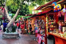 Mexican markets