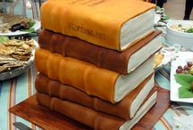 Book Confectionary / Looks (almost) too good to eat.