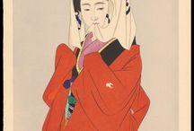 SHIN HANGA / shin hanga