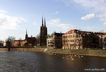 Wrocław / najciekawsze miejsca we Wrocławiu