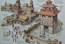Ancient China - Pre tang
