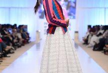 Pakistani Fashion / A sneak peak into Pakistan's fabulous fashion industry.