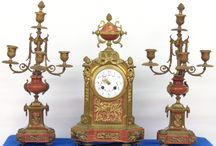 November 1st FINE FRENCH ANTIQUES & FURNISHINGS /  This auction will feature a collection of fine French and continental furnishings. Included will be furniture, lighting, artwork, bronzes, clocks and other decorative items. Featured will be a bronze of The Education of Bacchus after Clodion. Auction starts at 1:00pm EST(10:00pm PST).  To view more items and condition reports visit us at ssauction.com or via liveauctioneers.com
