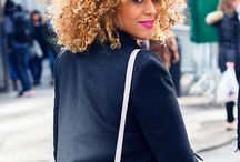 Curled Perfection / Curly hair rocks!