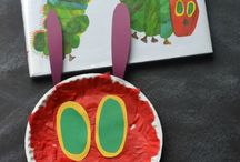 hungry caterpillar