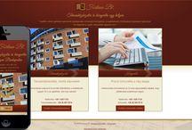 Weboldal készítés / Weboldal készítés cégek, vállalkozások, orvosok részére. Webdesign - website design - logo design