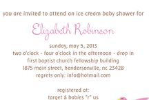 Baby shower time!! / by Shannan Posey